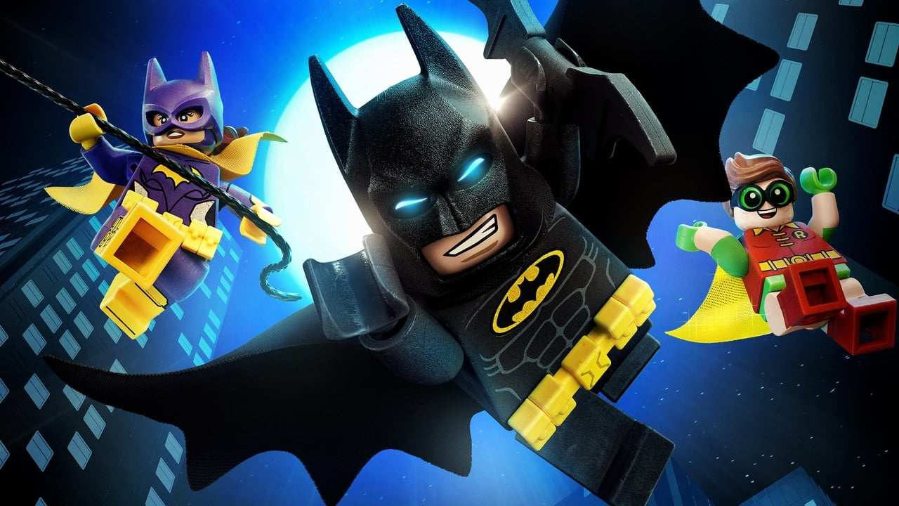 C More Stars - The Lego Batman movie