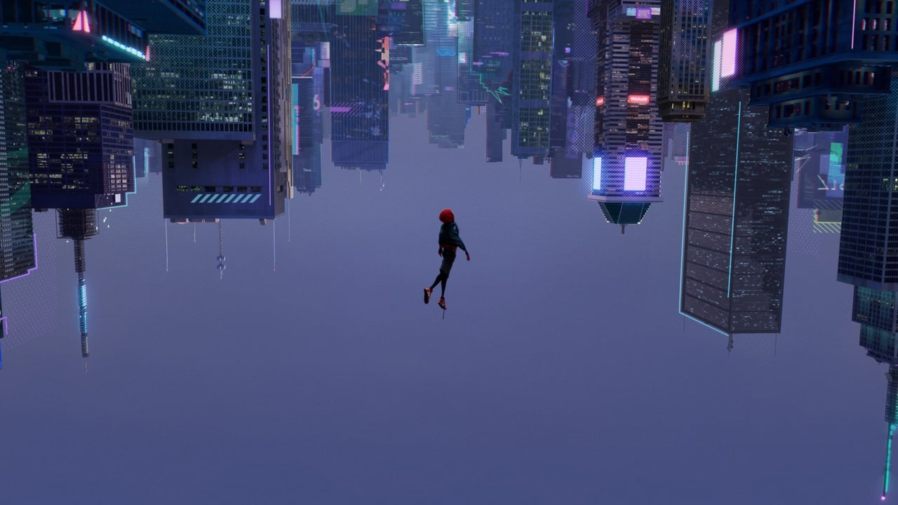 Viasat Film Action - Spider-man: Into the spider-verse