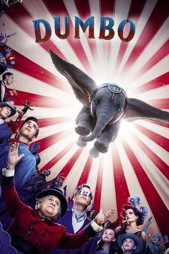 Från filmen Dumbo som sänds på Viasat Film Family