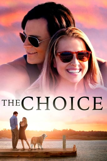Från filmen The choice som sänds på TV3
