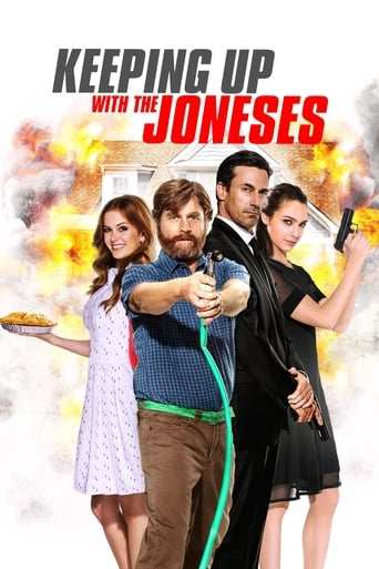 Film: Keeping Up with the Joneses