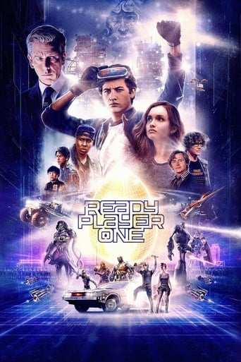 Från filmen Ready Player One som sänds på C More First