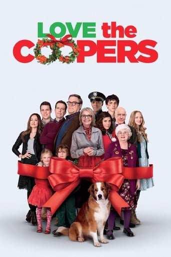 Bild från filmen Love the Coopers
