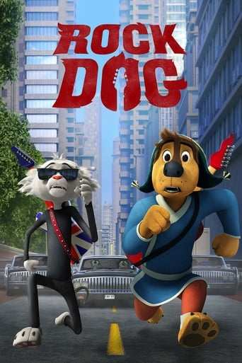Film: Rock Dog