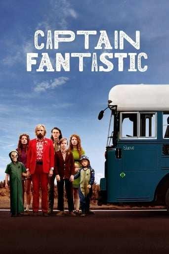 Bild från filmen Captain Fantastic - en annorlunda pappa