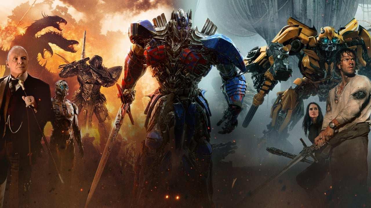 Transformers: The last knight regisserad av Michael Bay