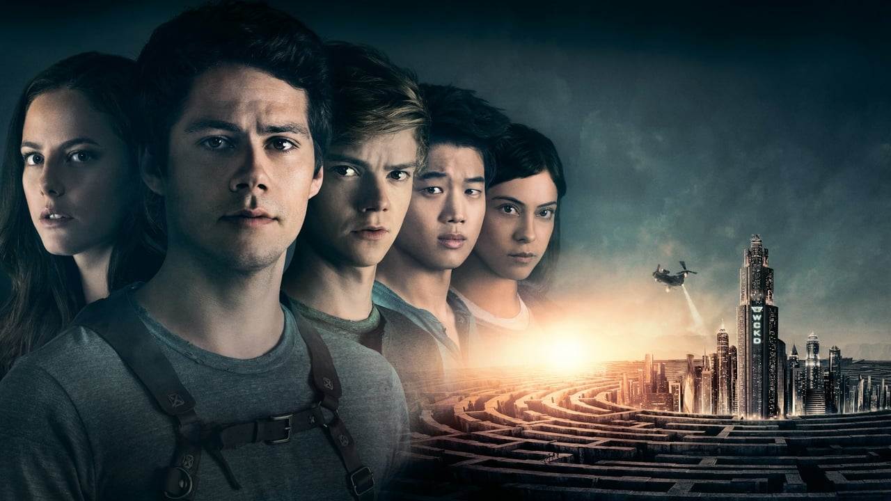 C More Stars - Maze runner: The death cure