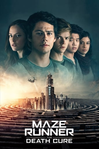 Film: Maze Runner: The Death Cure