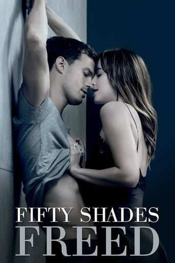 Från filmen Fifty shades freed som sänds på C More First