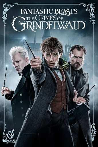 Bild från filmen Fantastiska vidunder: Grindelwalds brott