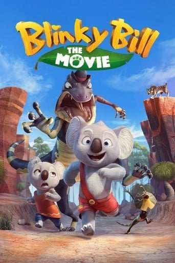 Från filmen Blinky Bill filmen som sänds på C More Hits