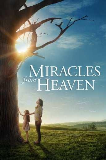 Från filmen Miracles from heaven som sänds på TV3