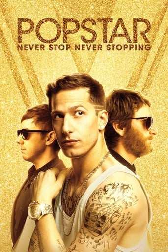 Från filmen Popstar: Never stop never stopping som sänds på TV6