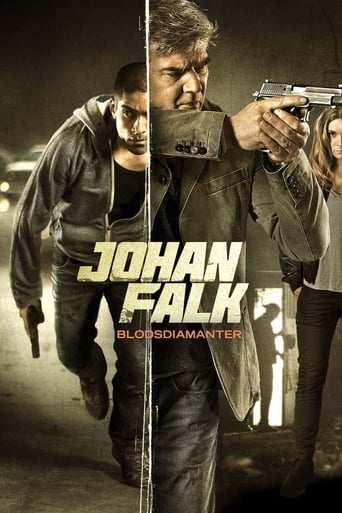 Film: Johan Falk 15: Blodsdiamanter