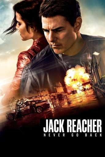 Från filmen Jack Reacher: Never go back som sänds på TV4