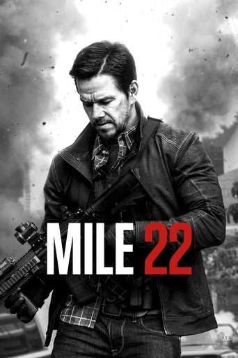 Från filmen Mile 22 som sänds på C More Stars
