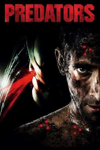 Bild från filmen Predators