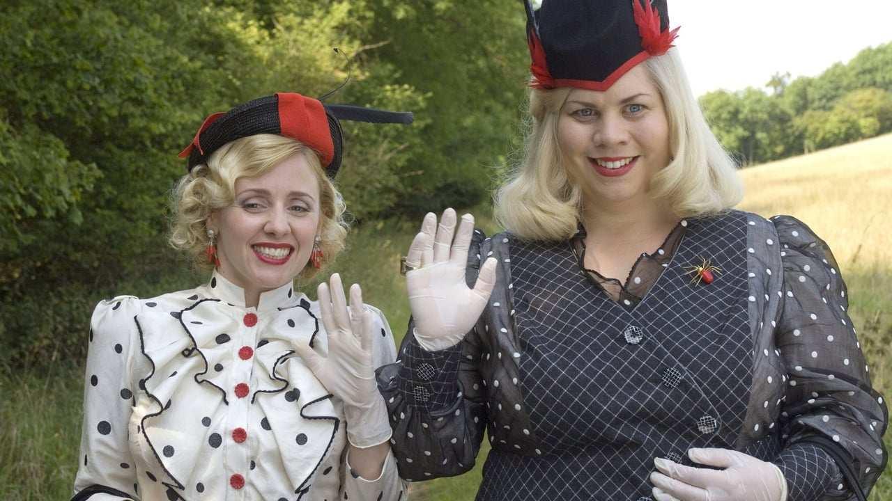 Nanny McPhee och den Magiska Skrällen
