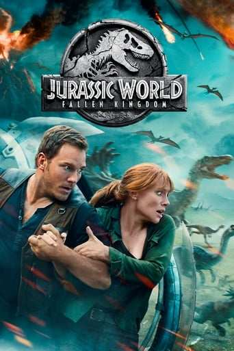 Film: Jurassic World: Fallen Kingdom