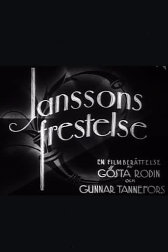 Bild från filmen Janssons frestelse