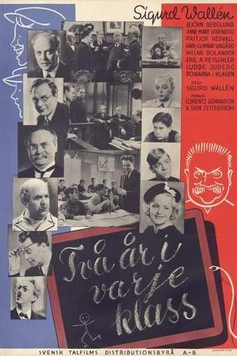 Bild från filmen Två år i varje klass