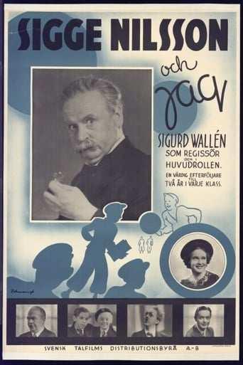 Bild från filmen Sigge Nilsson och jag