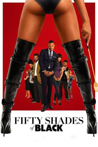 Bild från filmen Fifty shades of black