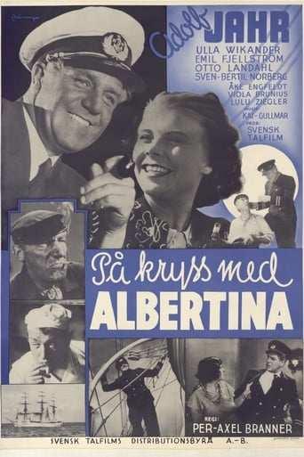 Bild från filmen På kryss med Albertina