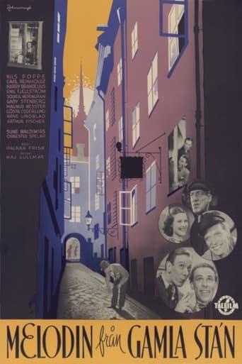 Bild från filmen Melodin från Gamla stan