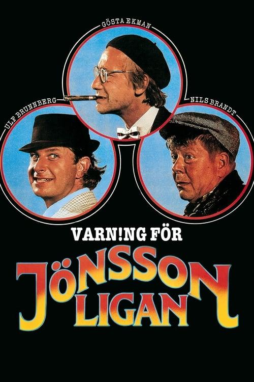 Film: Varning för Jönssonligan