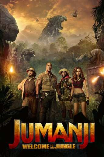 Film: Jumanji: Welcome to the Jungle