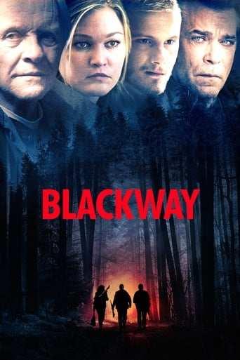 Från filmen Blackway som sänds på TV4 Film
