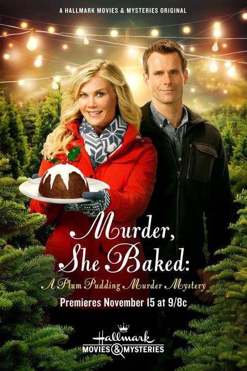 Från filmen Murder, she baked: A Plum Pudding Mystery som sänds på TV3