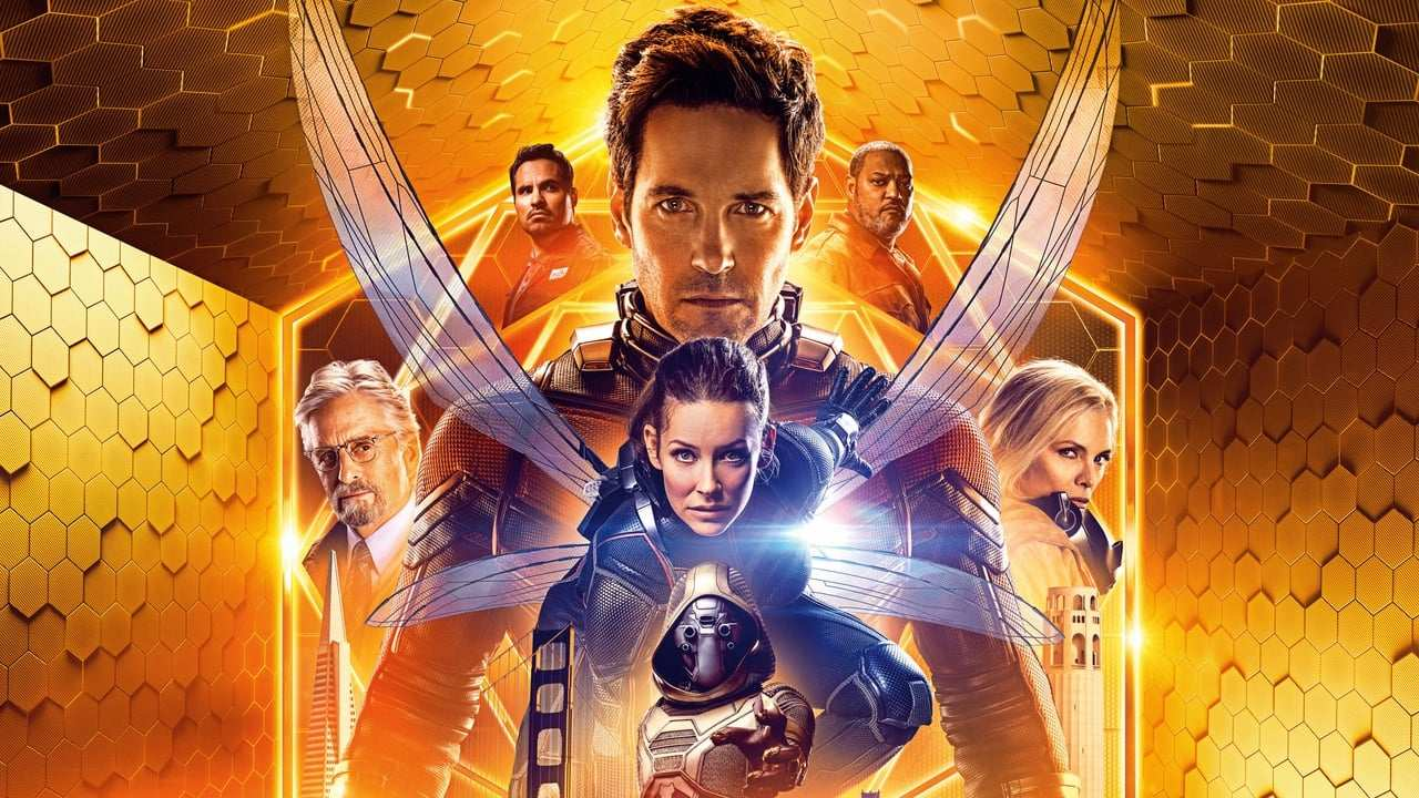 Viasat Film - Ant-Man and the wasp