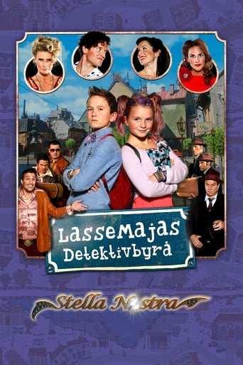 Bild från filmen LasseMajas detektivbyrå: Stella Nostra