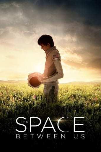 Från filmen The space between us som sänds på Sjuan