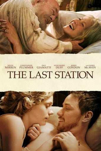 Film: The Last Station