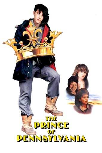 Film: The Prince of Pennsylvania