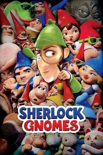 Film: Mästerdetektiven Sherlock Gnomes