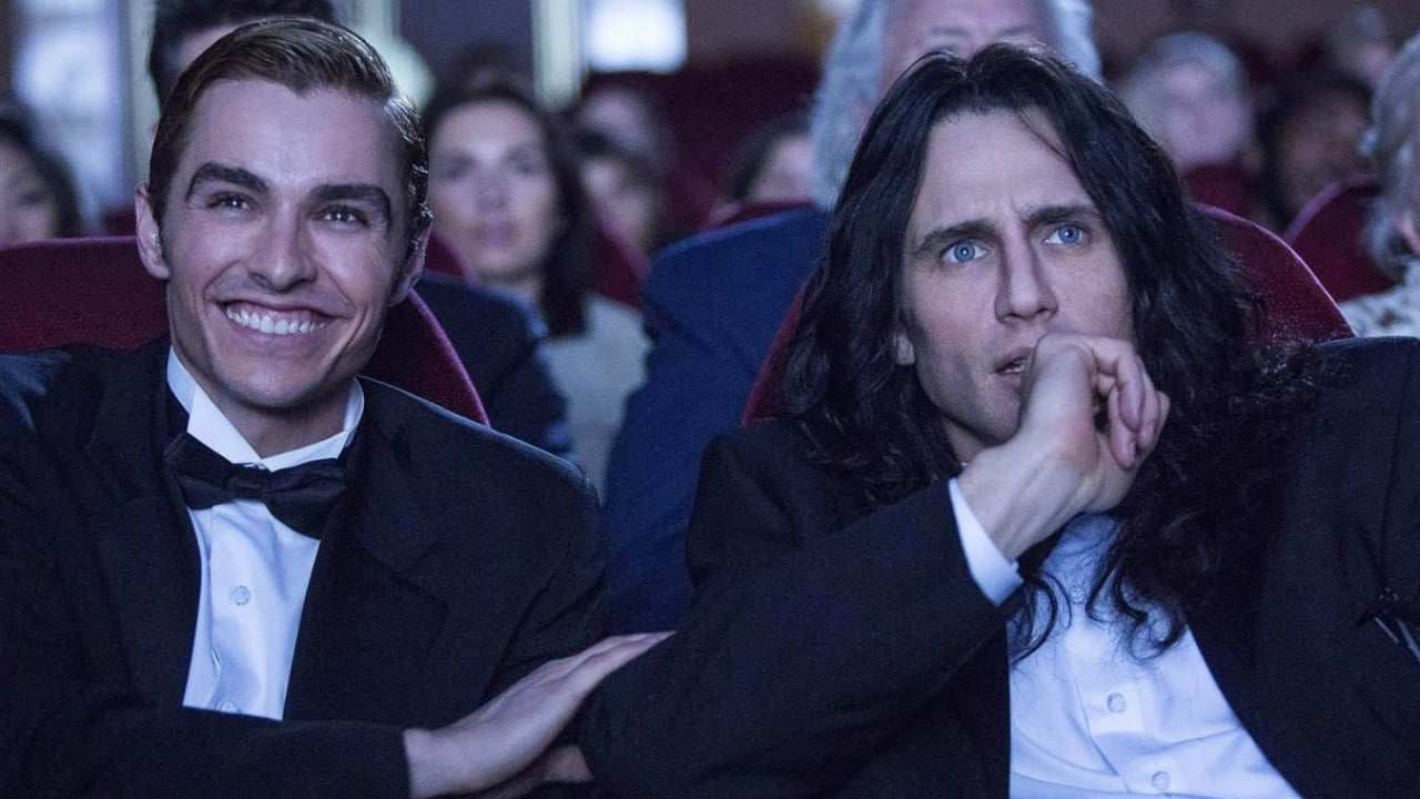 C More First - The disaster artist