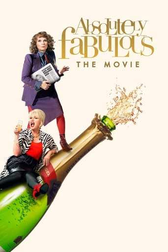 Bild från filmen Absolutely fabulous: The movie