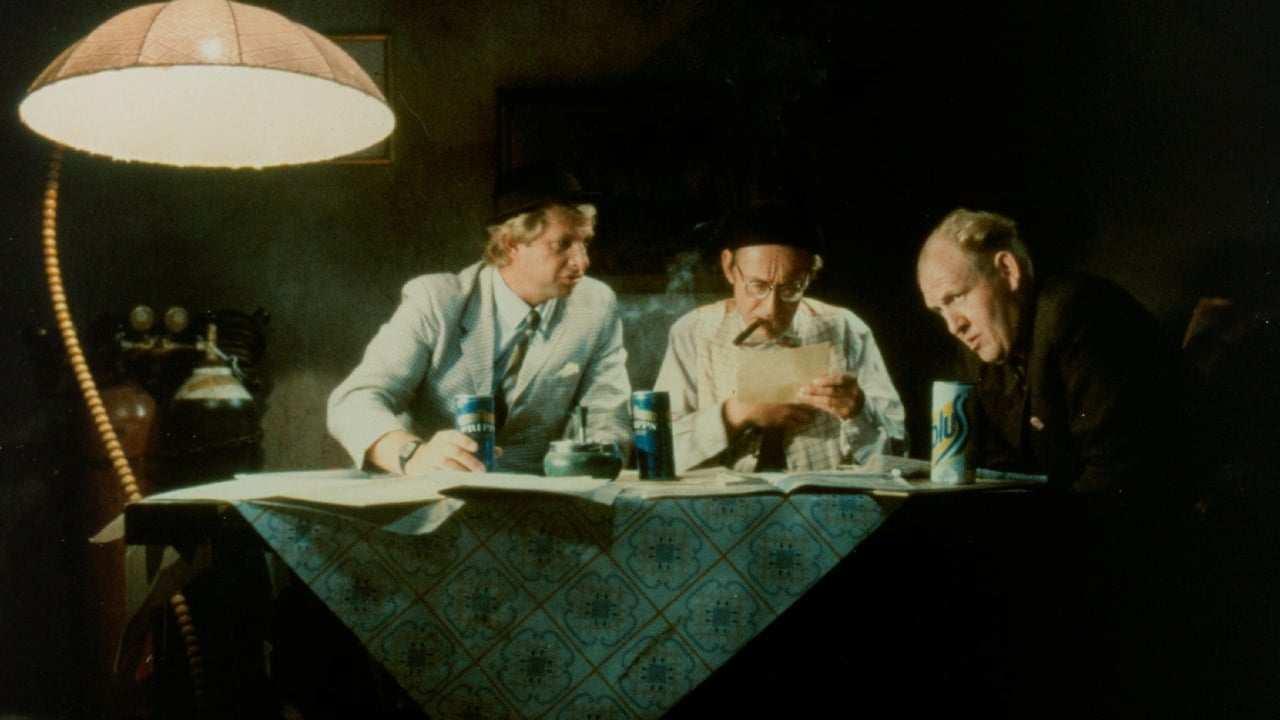C More First - Jönssonligan får guldfeber