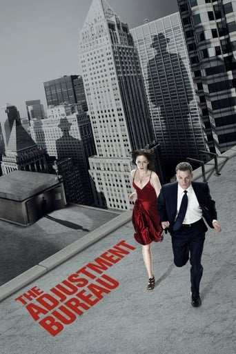 Film: The Adjustment Bureau