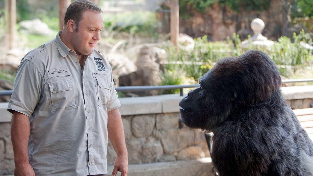 Zookeeper - djurens hjälte