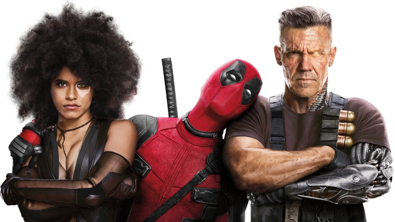 C More First - Deadpool 2
