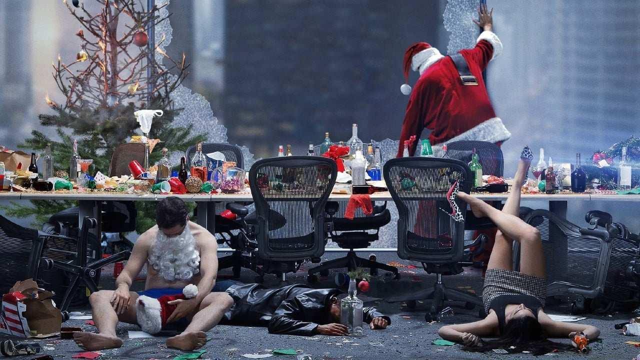 Office Christmas party regisserad av Josh Gordon