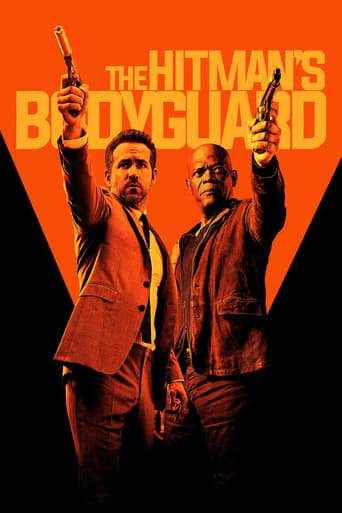 Från filmen The hitman's bodyguard som sänds på TV12