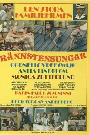 Bild från filmen Rännstensungar