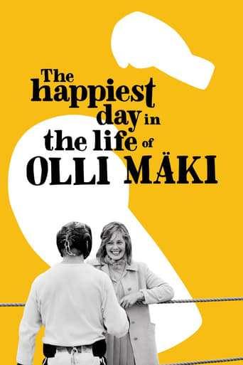 Film: Den lyckligaste dagen i Olli Mäkis liv