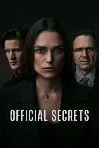 Film: Official Secrets